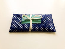 Load image into Gallery viewer, Flax and Lavender Eye Pillow for Yoga and Meditation