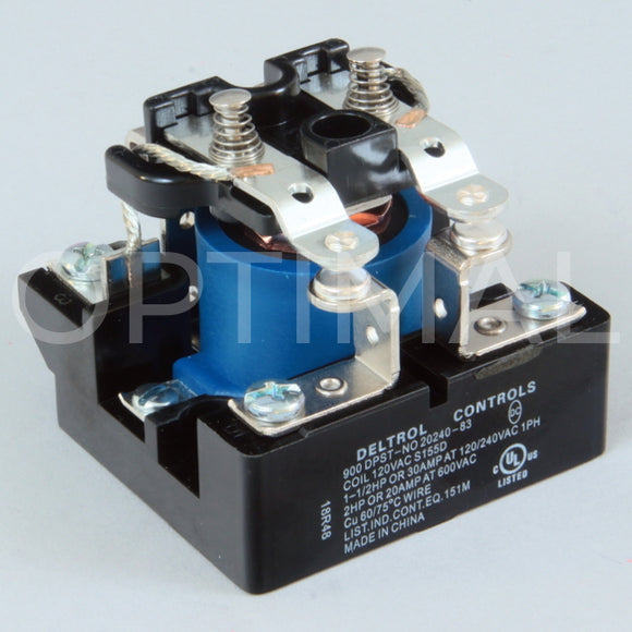 20240-83 Deltrol Relay 900 120VAC 30A Surface Mount