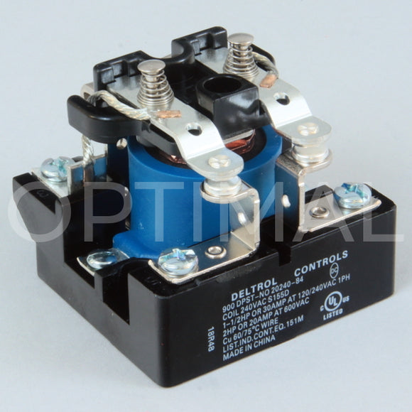 20240-84 Deltrol Relay 900 240VAC 30A Surface Mount