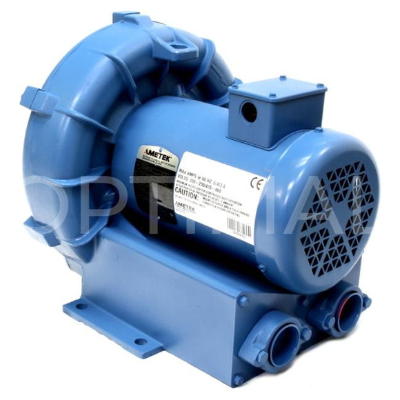 DR505AS86M 037544 ROTRON Regen Blower 575VAC 2.0 HP Three Phase