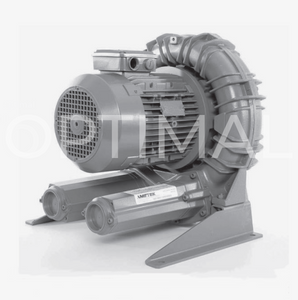 DR833AY86M 081701 ROTRON Regen Blower 575VAC 7.5 HP Three Phase