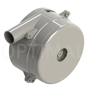 "116626-55 Ametek Windjammer Brushless Blower 5.7"" 120VAC 68.19CFM 29.25 in.H2O Thru-flow Mechanical closed loop"