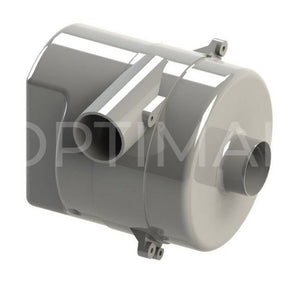 "150461-50 Ametek Windjammer Brushless Blower 5.7"" 12VDC 90CFM 40 in.H2O Bypass Mechanical Closed Loop_Optimal Distribution"