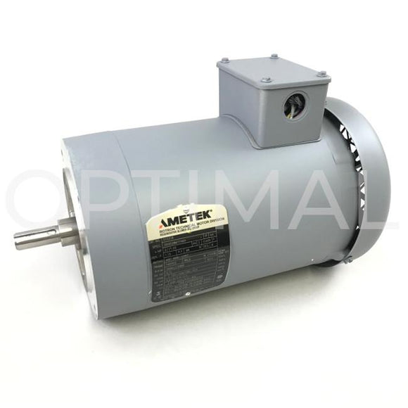 551236 Ametek Rotron Motor .75HP TEFC-CS 230/460 3PH