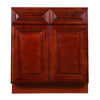 Cherry Maple Base Cabinet 33-36 @