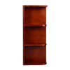 Cherry Maple Wall End Open Shelf@