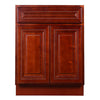 Cherry Rope Base Cabinet 21-30