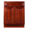 Cherry Maple Sink Base Cabinet 27-30 @