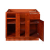 Cherry Shaker Base Blind Cabinet 36-42 L/R