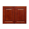 Cherry Maple Wall Cabinet 12 Deep 24H @