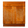 Honey Spice Sink Base Cabinet 27-36