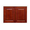 Cherry Maple Wall Cabinet 24 Deep 18H @