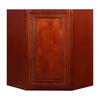 Cherry Rope Wall Diagonal Cabinet