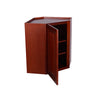 Cherry Maple Wall Diagonal Cabinet