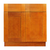 Honey Spice Base Cabinet 33-36