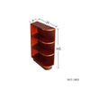 Cherry Maple Base End Open Shelve @
