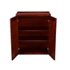Cherry Maple Wall Cabinet 12 Deep 30H @