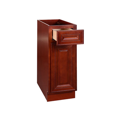 Cherry Rope Base Cabinet 09-18