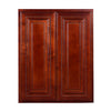 "Cherry Rope Wall Cabinet 39"" H"