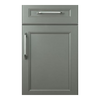 Nickel Cabinet Door @