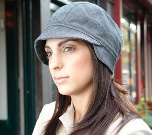 Eva Scrivo Winter Hat-Cashmere Lined