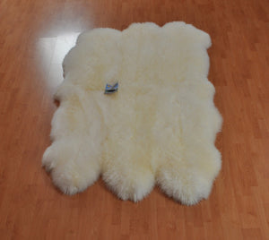 Sexto (6in1) Sheepskin Rug