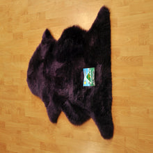 Coloured Single Sheepskin Rugs