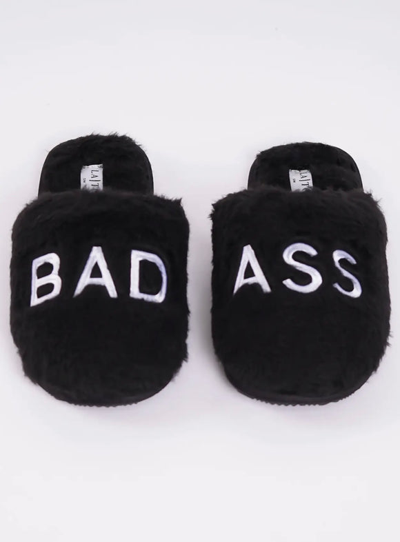 Bad Ass Slippers