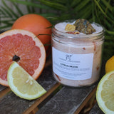 Crystal Bath Salts Citrus Moon