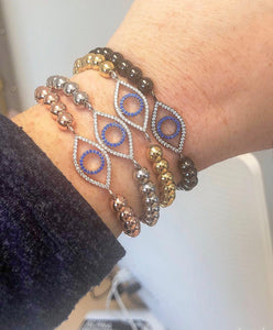 Arm Stack Evil Eye Bracelets