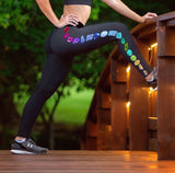 Gemstone Yoga Pants