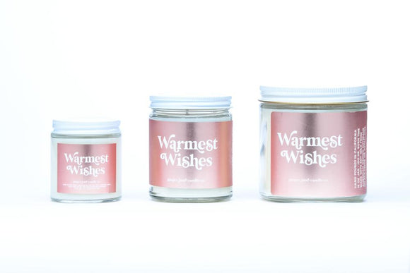Warmest Wishes Candle