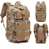 30L A15326 - Molle Tactical Backpack