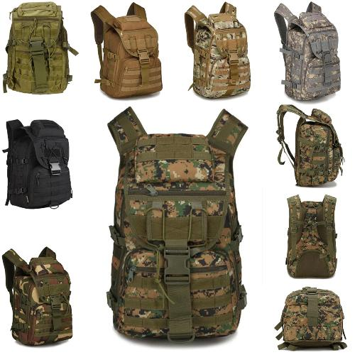 40L A45329 - Molle Tactical Backpack -