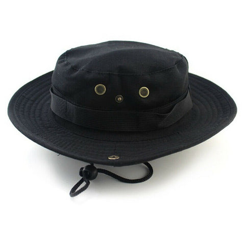 Boonie Bush Hat - Black
