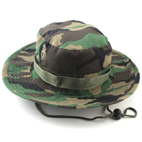 Boonie Bush Hat - Woodland