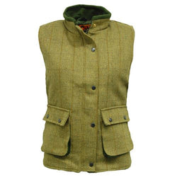 Game Ladies Derby Tweed Gilet