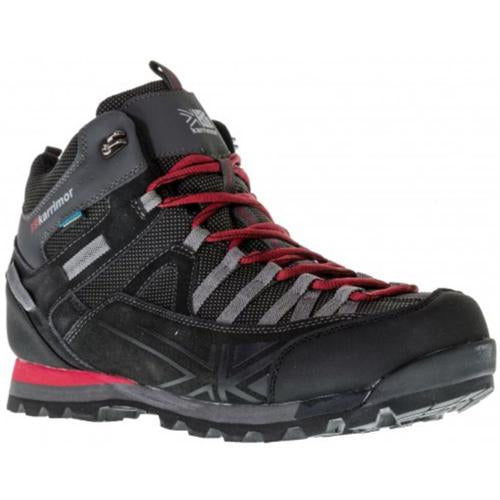 Mens Karrimor Weathertite Spike Mid Rise Waterproof Hiking Boots