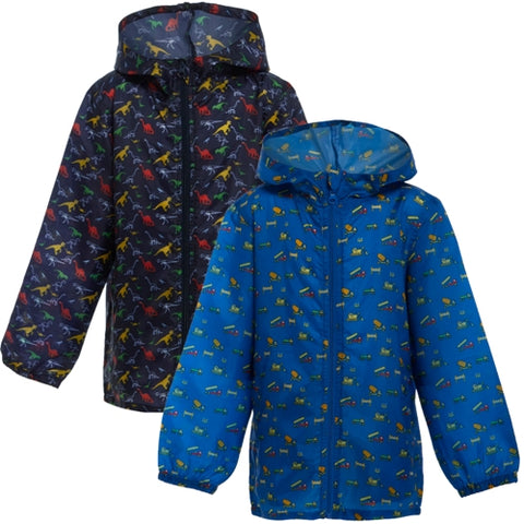 Kids Unisex Simon Showerproof Rain Jacket