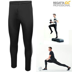 Mens Regatta TRJ363 Innsbruck Activewear Workout Leggings.