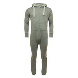 Adult Unisex Plain Onesie Grey