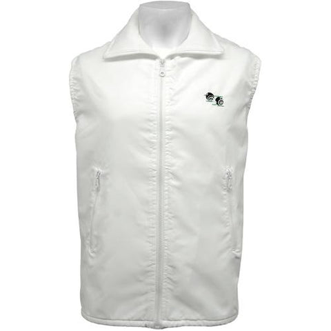 Bowls Logo Fleece Lined Waterproof Gilet
