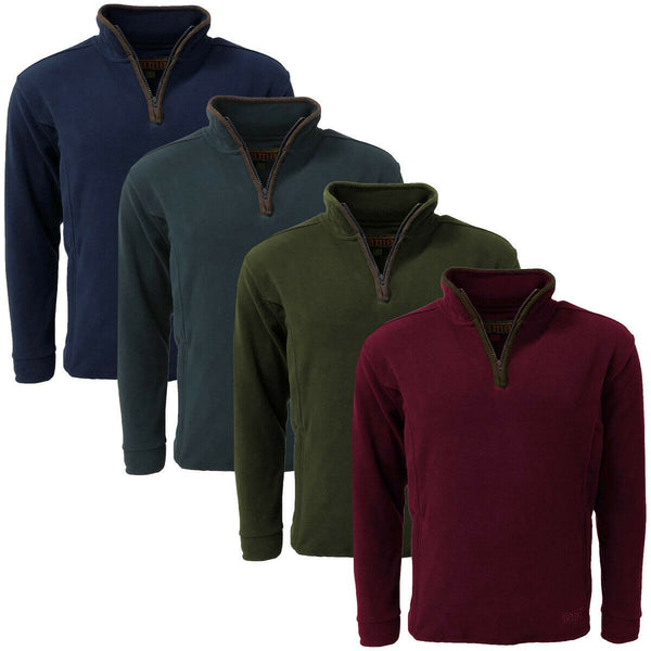 Mens Game Stanton Fleece Pullover