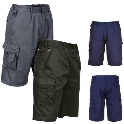 Portwest Men's Combat S790 Work Shorts