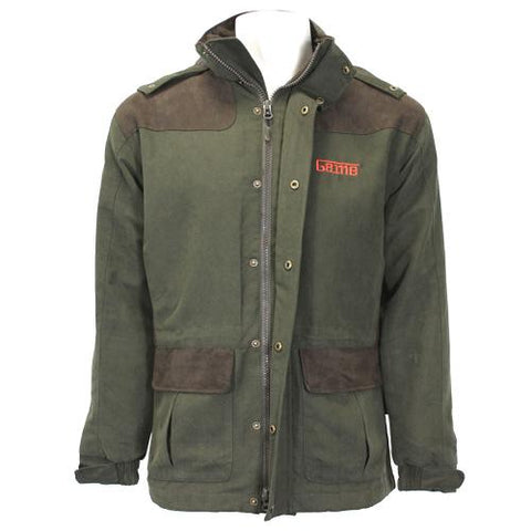 Game Mens HB220 Aston Pro Jacket