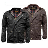 Game Mens Utilitas Wax Jacket Gallery