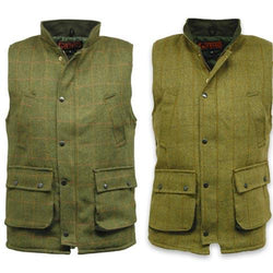 Game Tweed Gilet Gallery