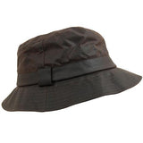 Game Wax Bucket Hat Brown