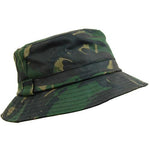 Game Wax Bucket Hat Camouflage
