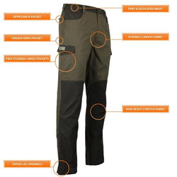 Game HB402 Forrester Trousers